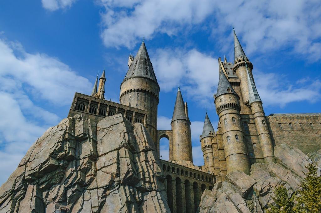 Hogwarts school of wizardry