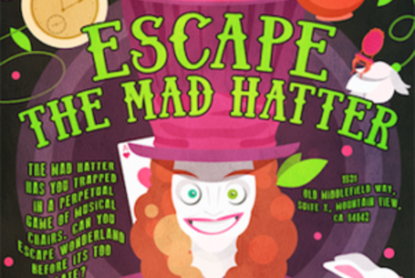 Escape the Mad Hatter