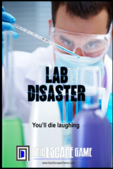 Lab Disaster