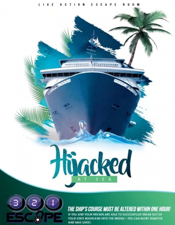 Hijacked At Sea