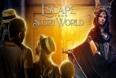 Escape from Storyworld