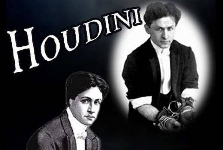Houdini's Book of Secrets
