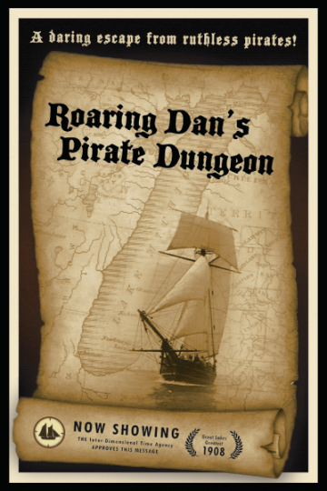 Roaring Dan's Pirate Dungeon
