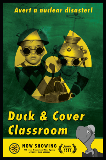 Duck and Cover Classroom