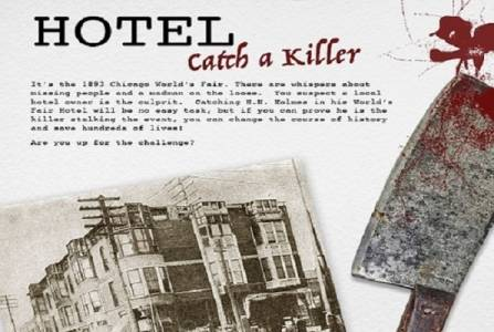 Hotel-Catch a Killer