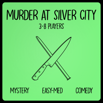 Murder at Silver City