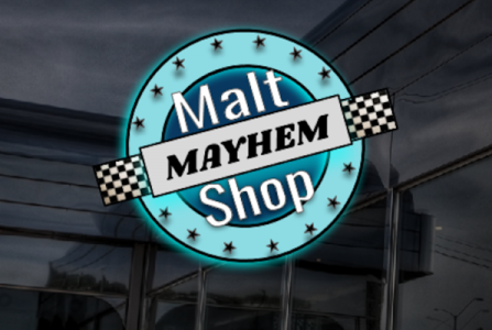 Malt Mayhem Shop