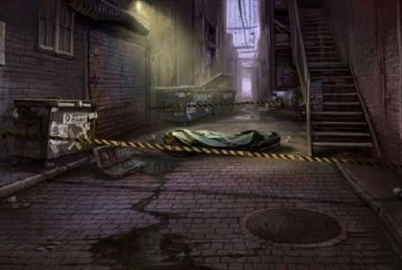 The Back Alley: A Serial Killer Crime Scene Investigation