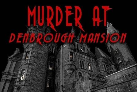 Murder at Denbrough Mansion