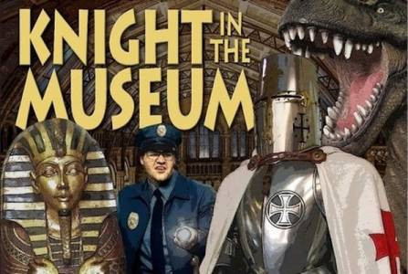 Knight In The Museum