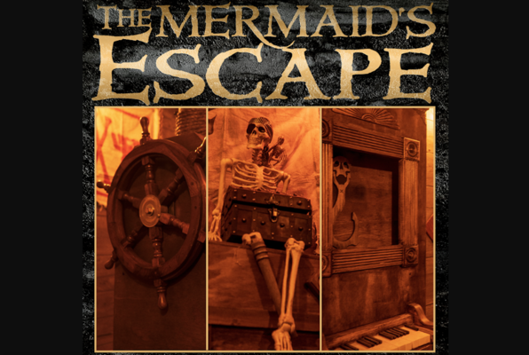 The Mermaid's Escape