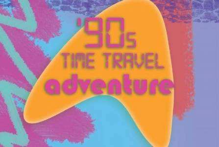 90s Time Travel Adventure