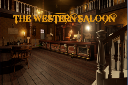The Western Saloon