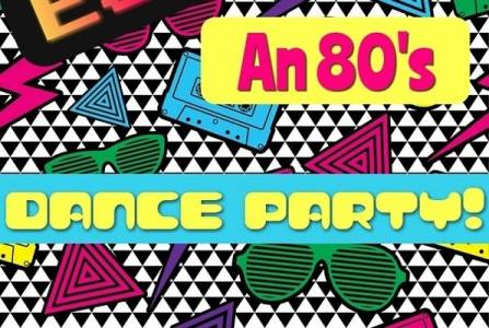 Escape an 80's Dance Party