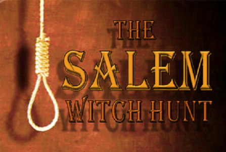 The Salem Witch Hunt