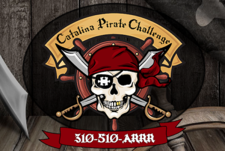 Catalina Pirate Challenge