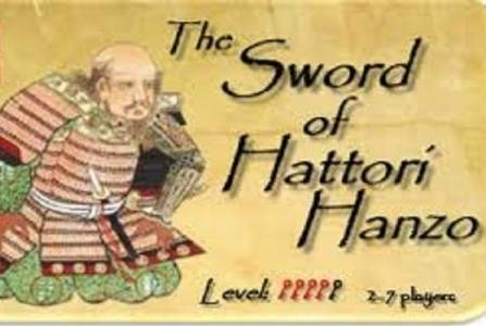 The Sword of Hattori Hanzo