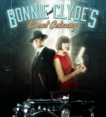 Bonnie and Clyde's Great Getaway