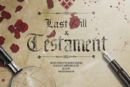 Last Kill & Testament