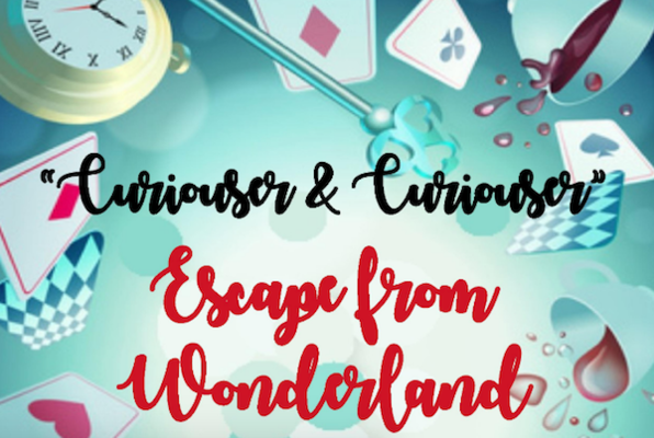 Curiouser and Curiouser: Escape from Wonderland