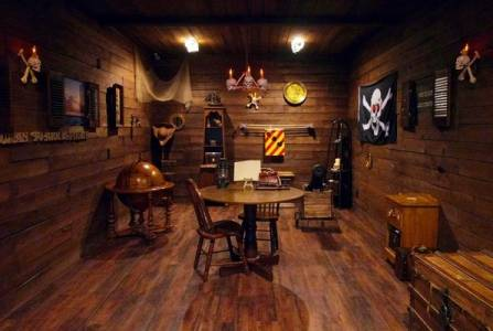 The Pirate Chamber