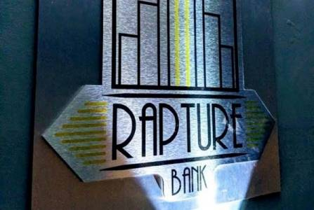 Rapture Bank Heist