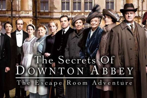 The Secrets of Downton Abbey
