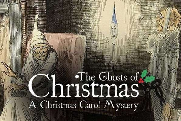 The Ghosts of Christmas: A Christmas Carol Mystery