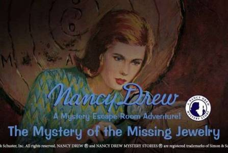 Nancy Drew - The Mystery of the Missing Jewelry