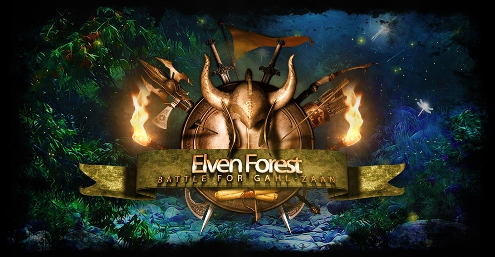Elven Forest: Battle for Gahl-Zaan