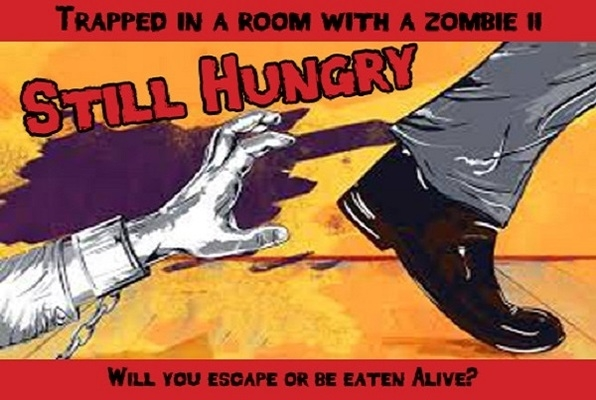 Trapped in a Room with a Zombie: Still Hungry