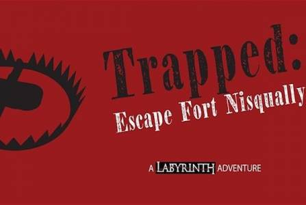 Trapped: Escape Fort Nisqually