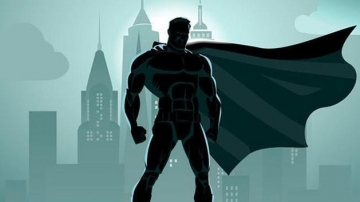 Superhero's Adventure - Destination Darkover City