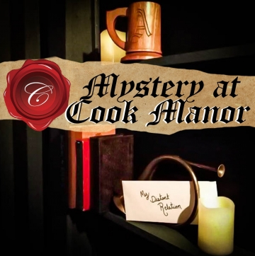 Mystery at Cook Manor