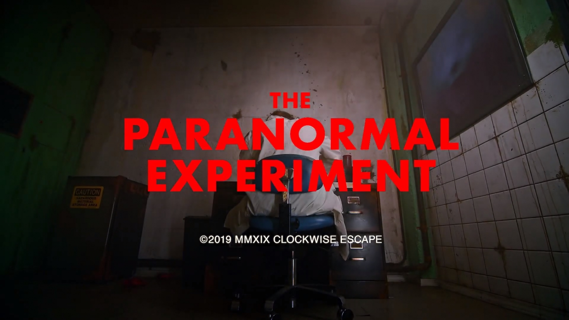 The Paranormal Experiment